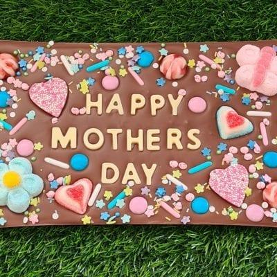 Mother's Day Belgium Chocolate Bar