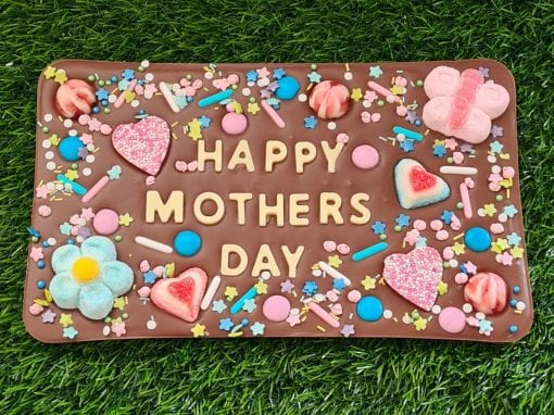 Mother's Day Belgium Chocolate Bar
