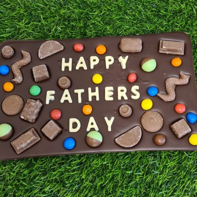 Fathers Day Chocolate Gift