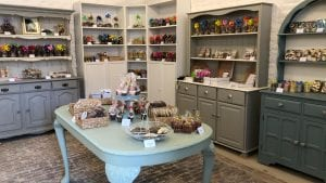 Stamford Heavenly Chocolates new shop at Sacrewell