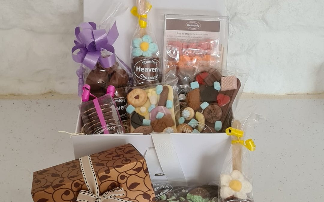 Shop Online and Win a Chocolate Hamper