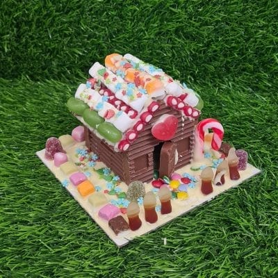 Make a Chocolate House Workshop Peterborough
